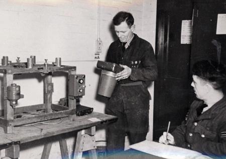 WW2 No 2 SOP Blackpool