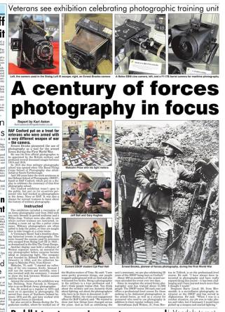 100 years of Military Photography