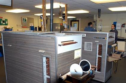 39 Sqdn Ric process lab