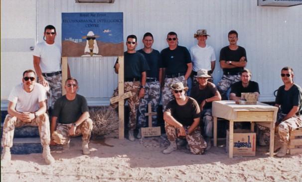 Al Kharj RIC Oct 1996 Op Colmar