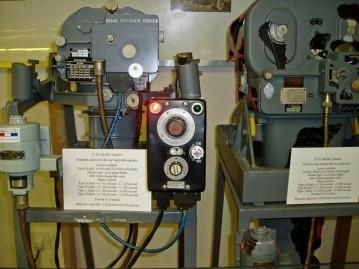 F24 and F52 aerial film cameras