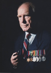 Dads medal portrait 1