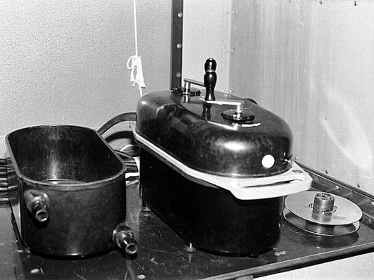 Film Processing Tank