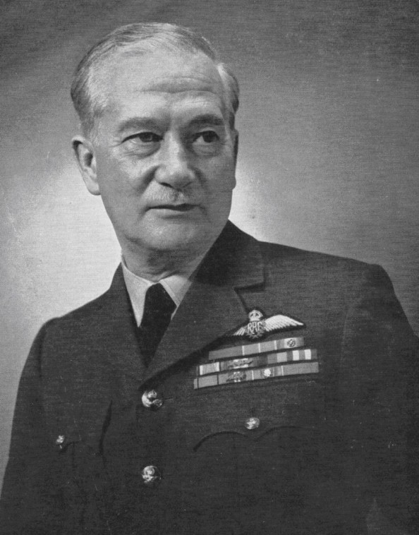 Group Captain Frederick Victor Charles Laws OBE