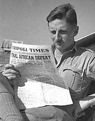 Ken Bromley - WW2 Tripoli