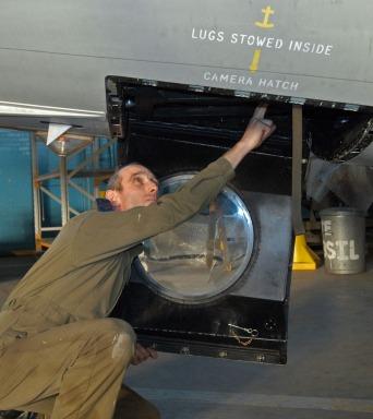 PR 9 Canberra - Sgt Chris Herne