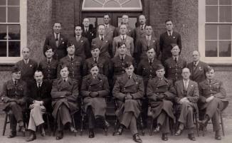 School staff 1936