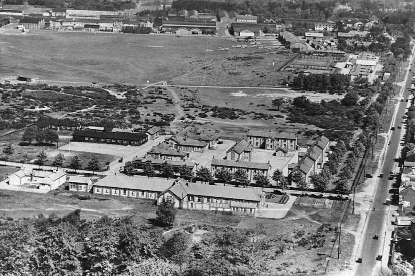 South Farnborough 1920's