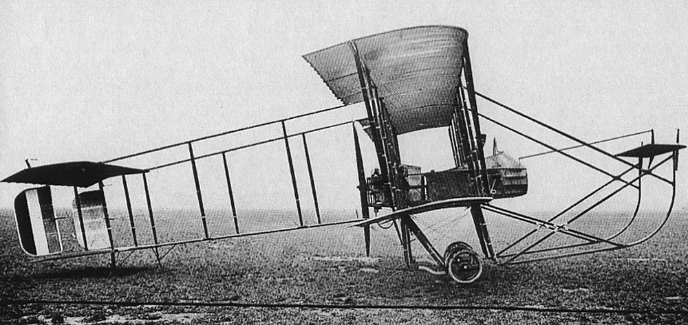 WW1Farman -7 longhorn (ser no 67 RNAS Chingford)