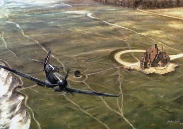 WW2 Bruneval Radar Tony Hill