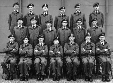 47th Boy Entrant Photogs Sept 62