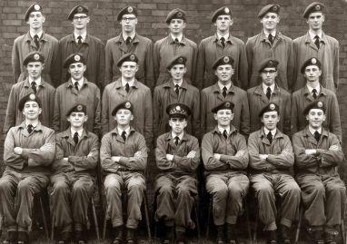 50th Boy Entrant Photogs Sept 63