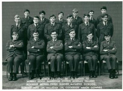 APO 35 Mar 1972 - Aug 72