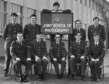 Post Graduate Course 9 7-28 November 1973.
