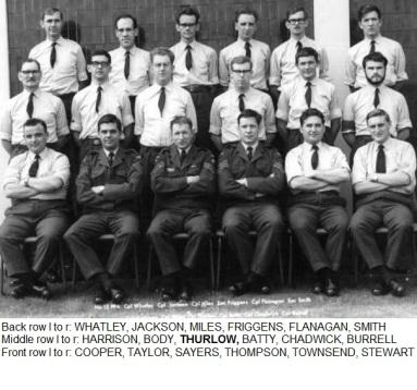 PPA 13 course April 1970