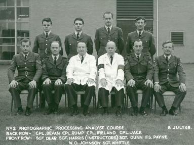 PPA Course 2 - Jul 1968