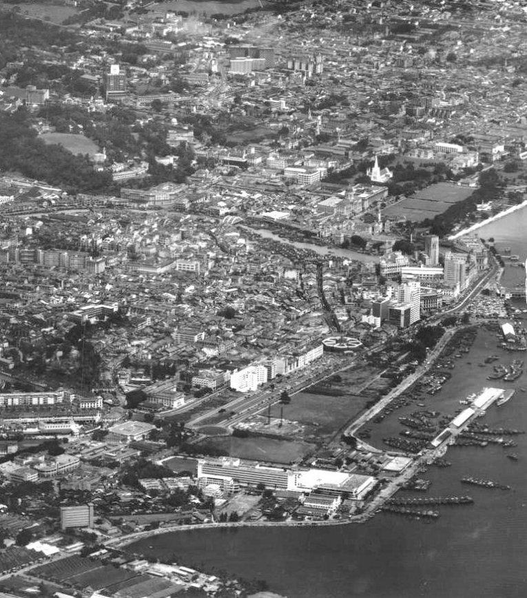 Singapore c.1963, processed at CPRU RAF Seletar