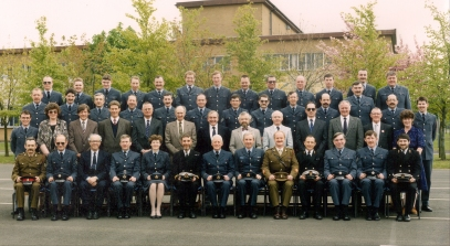 Instructing & Support Staff, JSOP, 1992