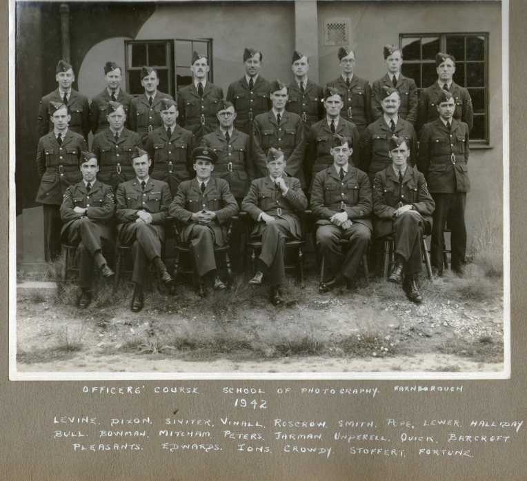 officers course 1942.. best