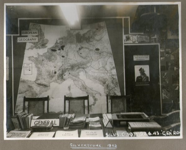 Silverstone 1943 Gen Room