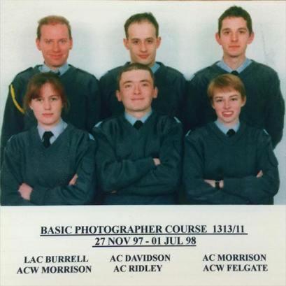 Basic Photographers Course 1313/11