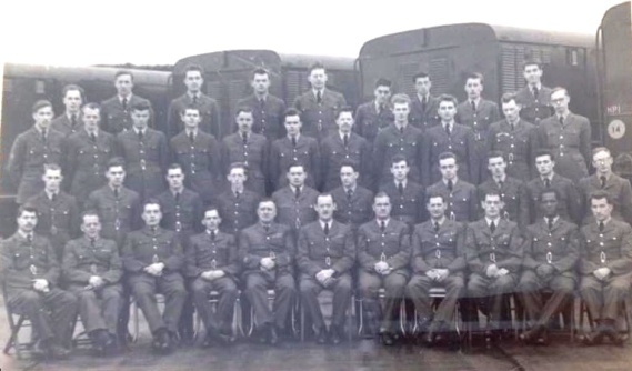 No 1 Mobile Field Photographic Section RAF Wahn Germany 1956