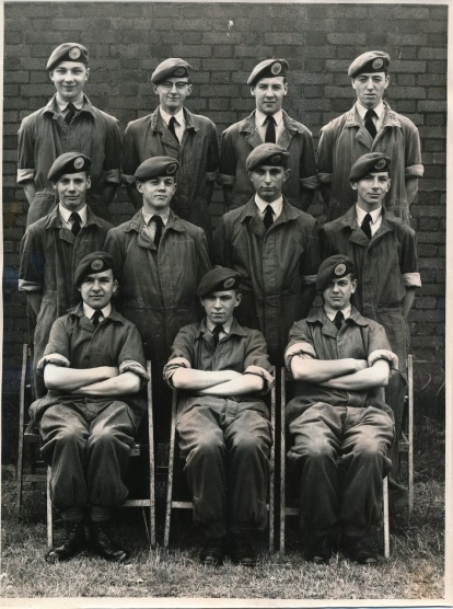 Back Row Bill Marshall, John Lewis, Al Bryson, John Barry Centre Row Brian Wallington, Dudly Ward, Ian Masters, Dave Archdale Front Row Dave Morris, Dave Jones, Barry Richards
