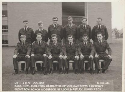 APO 1 08 Jul 1968
