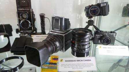 Camera assortment