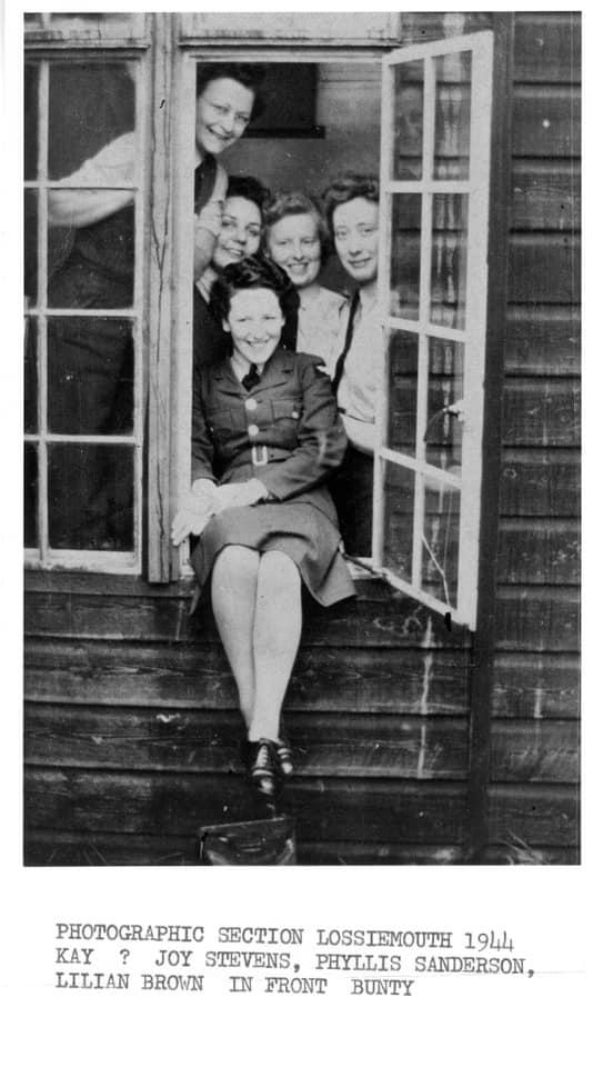 Lossie Photographic 1944 2