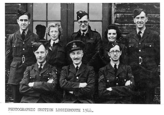 Lossie Photographic 1944