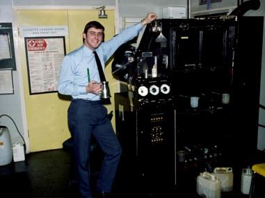 Bob Ellis & Type 11 SCIEL RAF Bruggen 1975